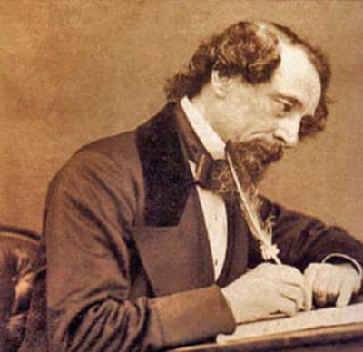 "dickens created essay The use of humour is apparent when dickens describes mr bounderby: ""a man  made out of a coarse material, which seemed to have stretched to make so much ."