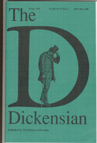 Cover of the Dickensian
